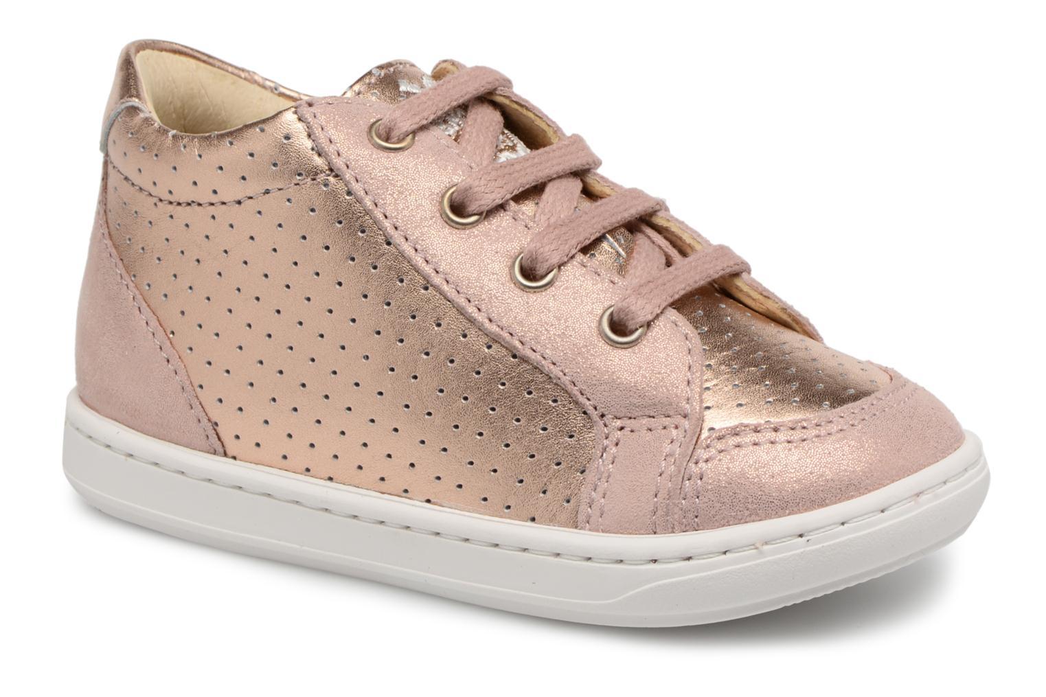 Sneakers Shoo Pom Bouba Zip Box Roze detail
