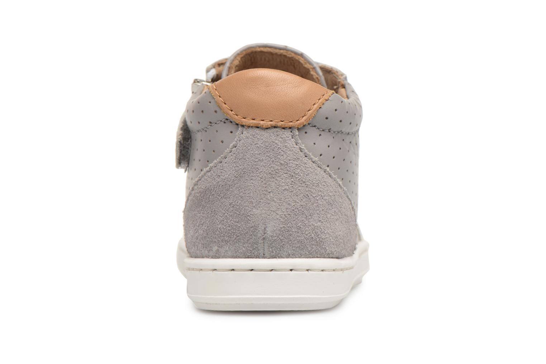 Sneakers Shoo Pom Bouba Zip Box Grijs rechts