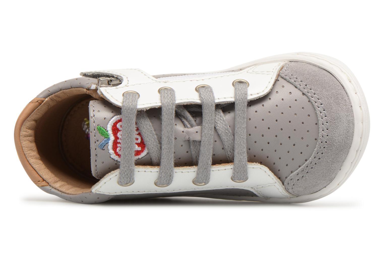 Sneakers Shoo Pom Bouba Zip Box Grijs links