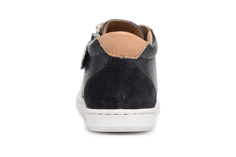Sneakers Shoo Pom Bouba Zip Box Blauw rechts
