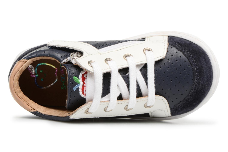 Sneakers Shoo Pom Bouba Zip Box Blauw links