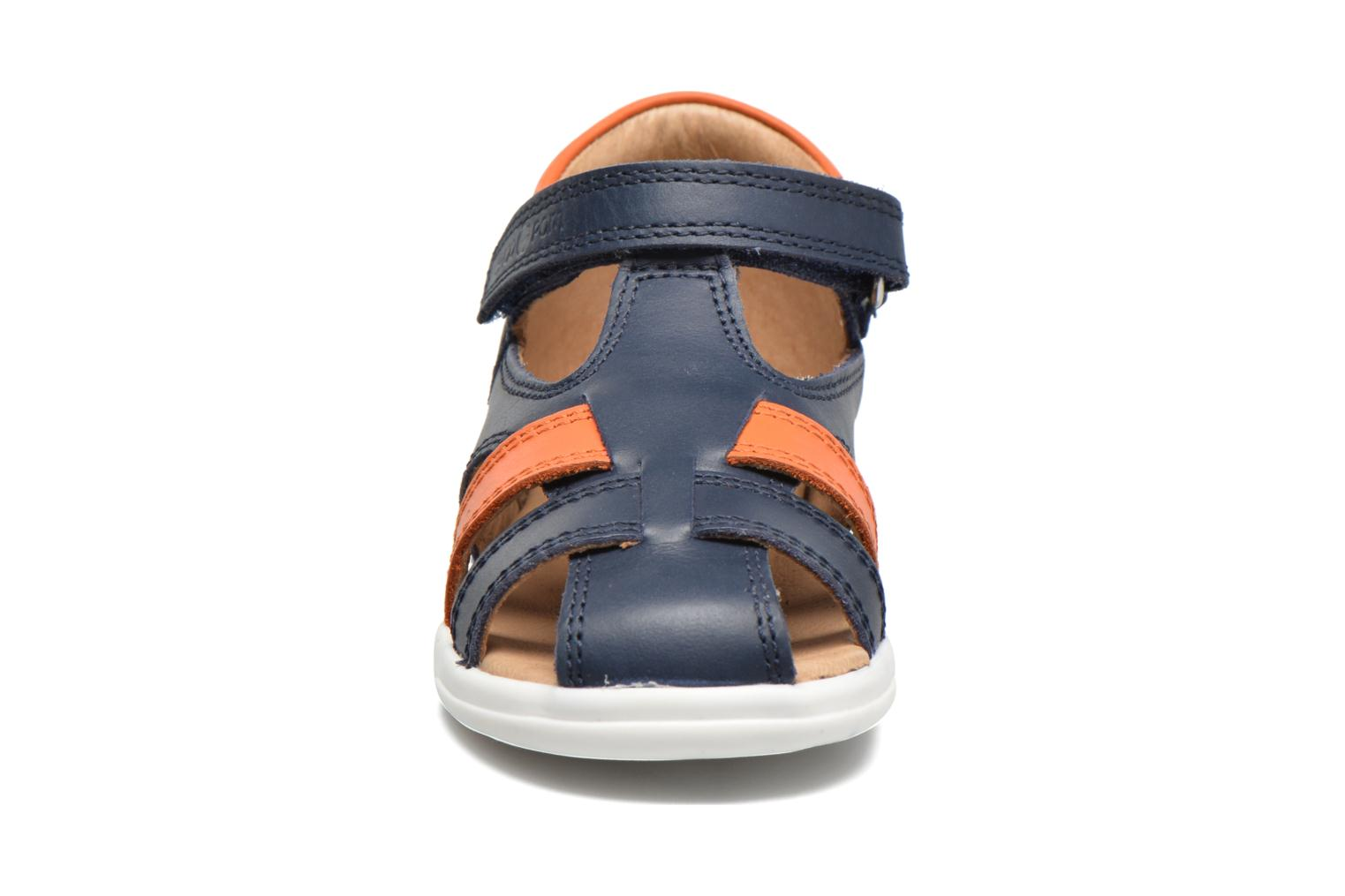Pika Be Boy Navy-Orange