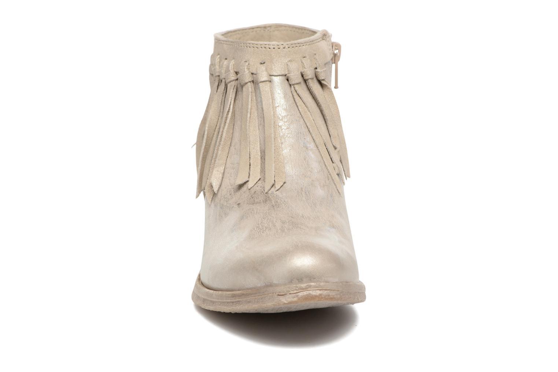 Boots en enkellaarsjes Khrio Ilaria Zilver model