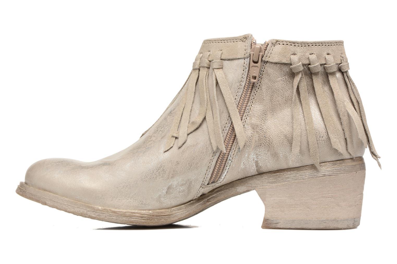Boots en enkellaarsjes Khrio Ilaria Zilver voorkant