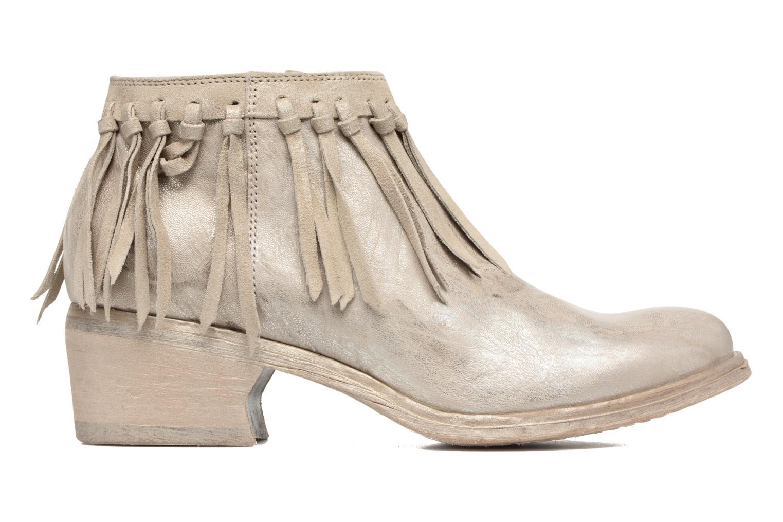 Boots en enkellaarsjes Khrio Ilaria Zilver achterkant