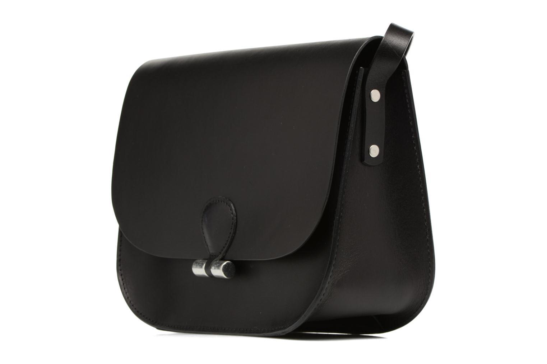 Lasanne Leather bag Black