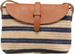 Libine Straw Crossbody