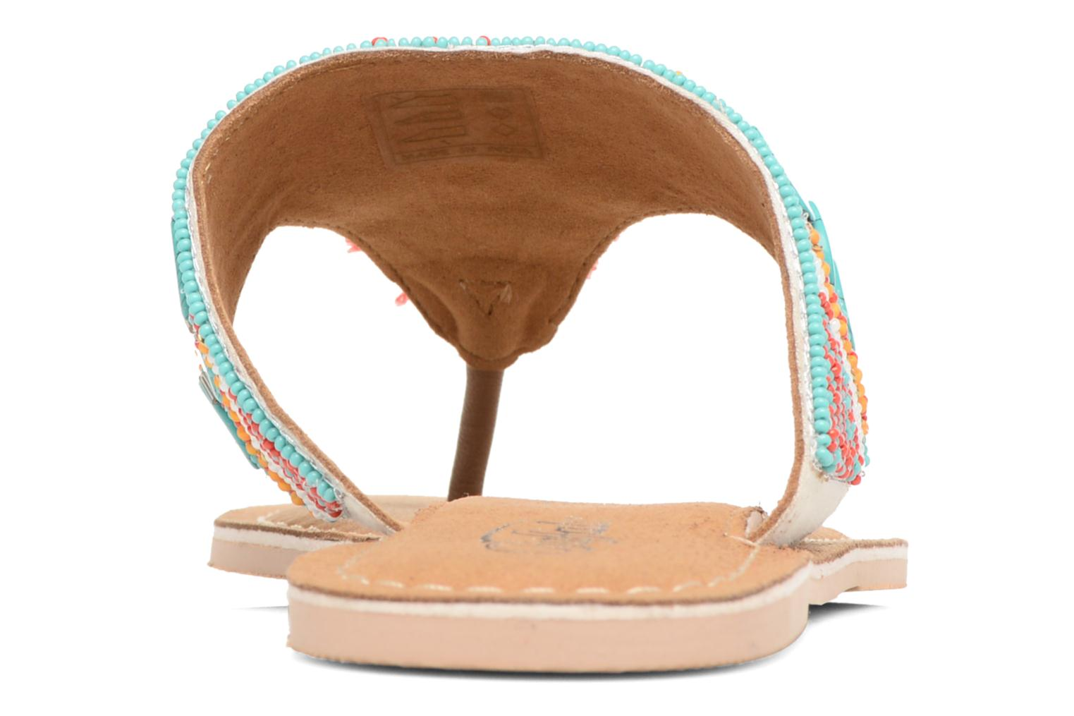 Sandals Buffalo Josy Multicolor view from the right