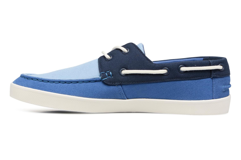 Chaussures à lacets Lacoste Keellson 217 1 Bleu vue face
