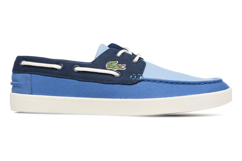 Chaussures à lacets Lacoste Keellson 217 1 Bleu vue derrière