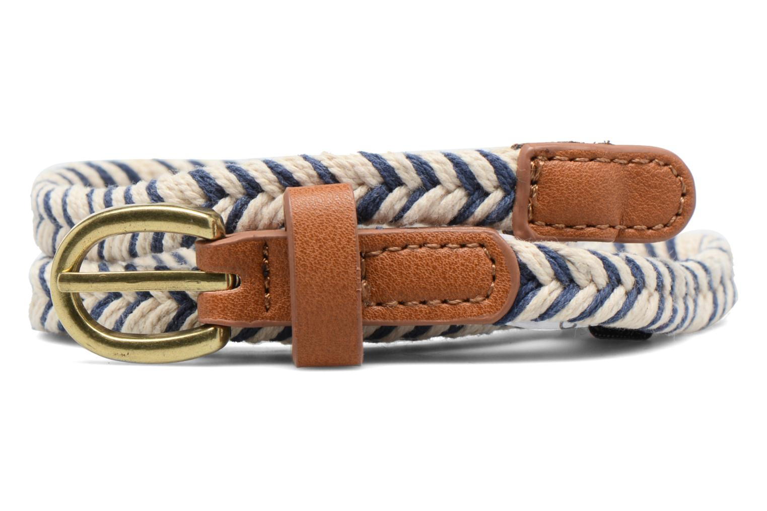 Riemen Pieces Luske Waist Belt Blauw detail