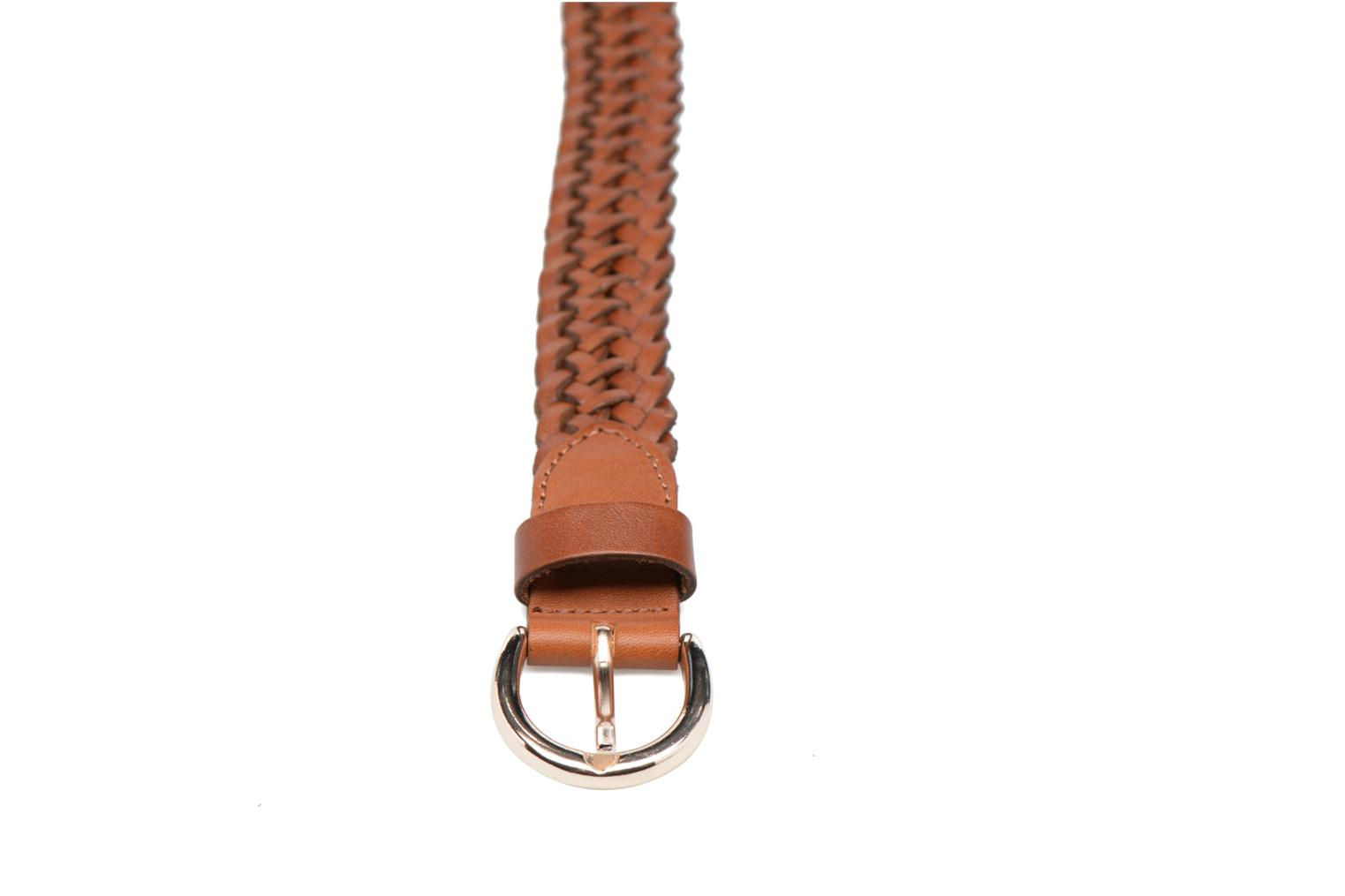 Loud Leather Jeans Belt Cognac