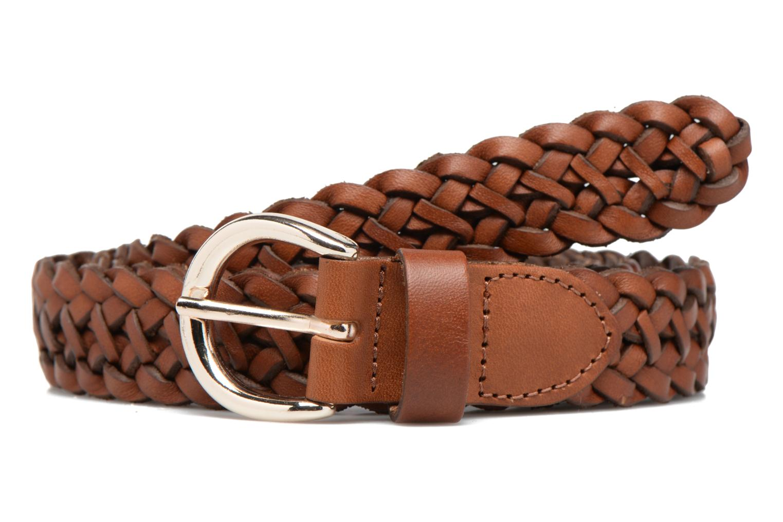 Ceintures Pieces Loud Leather Jeans Belt Marron vue détail/paire