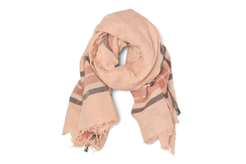 Divers Pieces Larina Square scarf Beige vue détail/paire