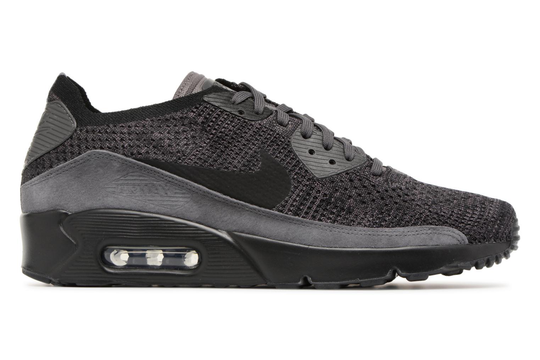 Black/Wolf Grey-Pure Platinum-Dark Grey Nike Air Max 90 Ultra 2.0 Flyknit (Noir)