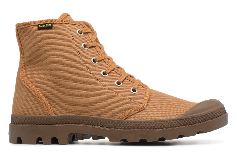 Sneakers Palladium Pampa Hi Orig U Marrone immagine posteriore