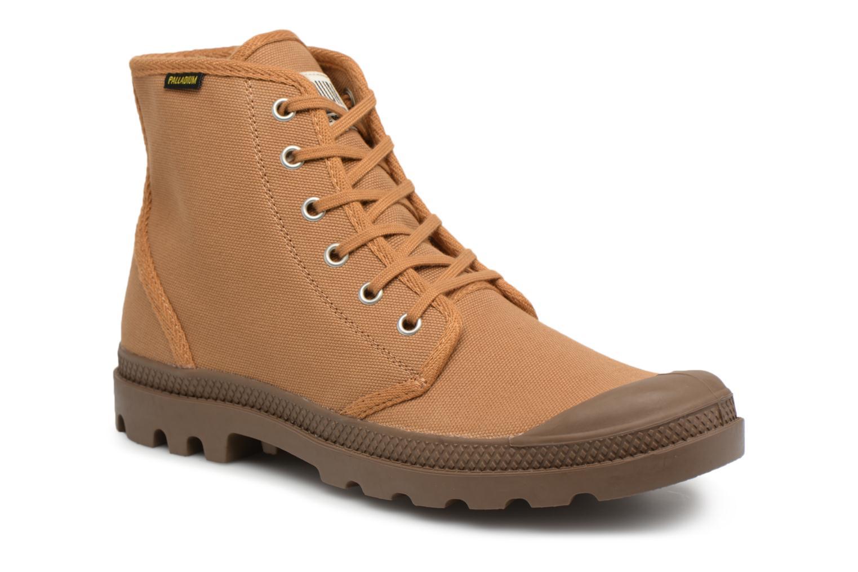 Sneakers Palladium Pampa Hi Orig U Marrone vedi dettaglio/paio