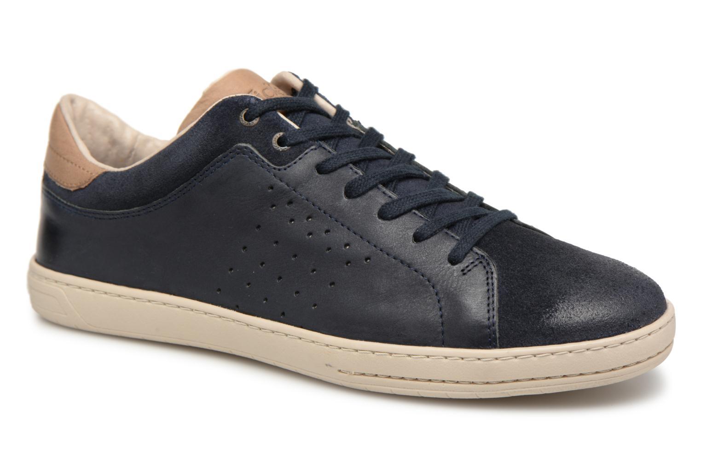 Sneaker Kickers Sniff blau detaillierte ansicht/modell