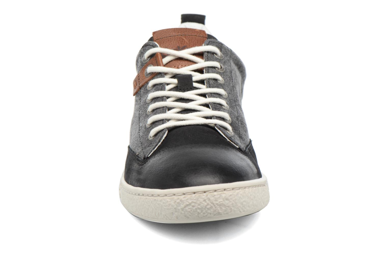 Sneakers Kickers Santa Fe Zwart model