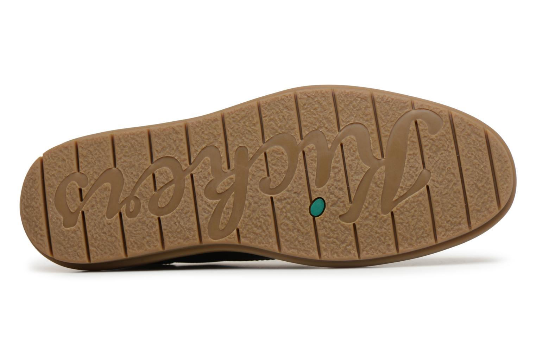 Chaussures à lacets Kickers Vildiur Bleu vue haut
