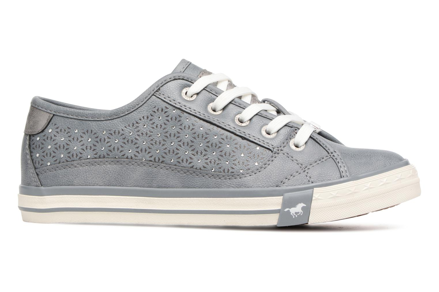 Trainers Mustang shoes Verena Grey back view
