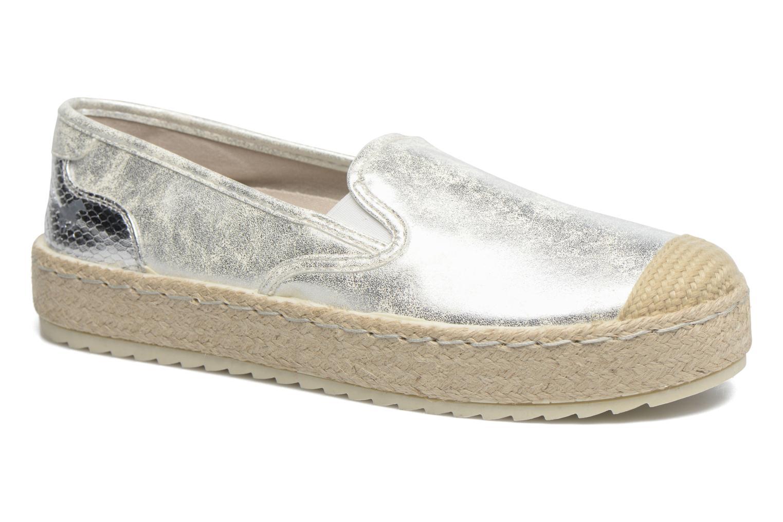 Scarpe di corda Mustang shoes Kathe Argento vedi dettaglio/paio
