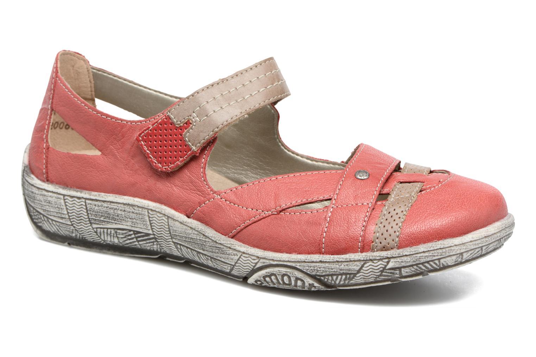 Zapatos promocionales Remonte Mila D3805 (Rojo) - Bailarinas   Cómodo y bien parecido