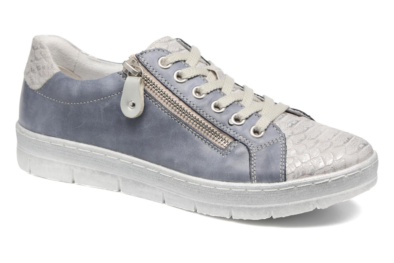 Grandes descuentos últimos zapatos Remonte Bago D5800 (Azul) - Deportivas Descuento