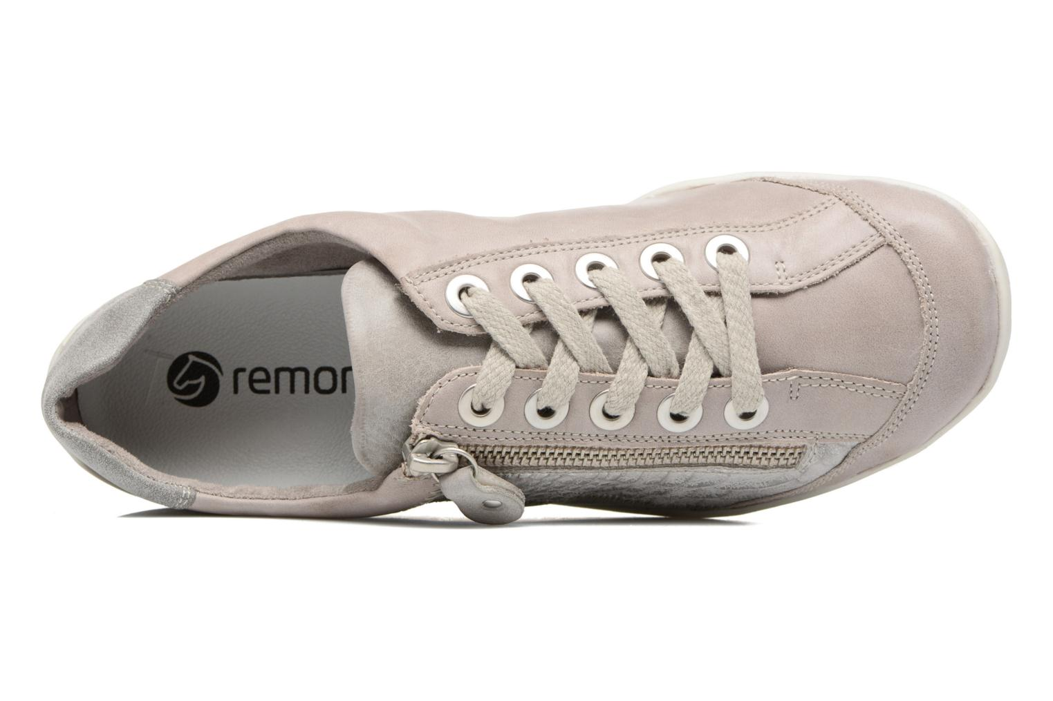 Trainers Remonte Bora R3419 Grey view from the left