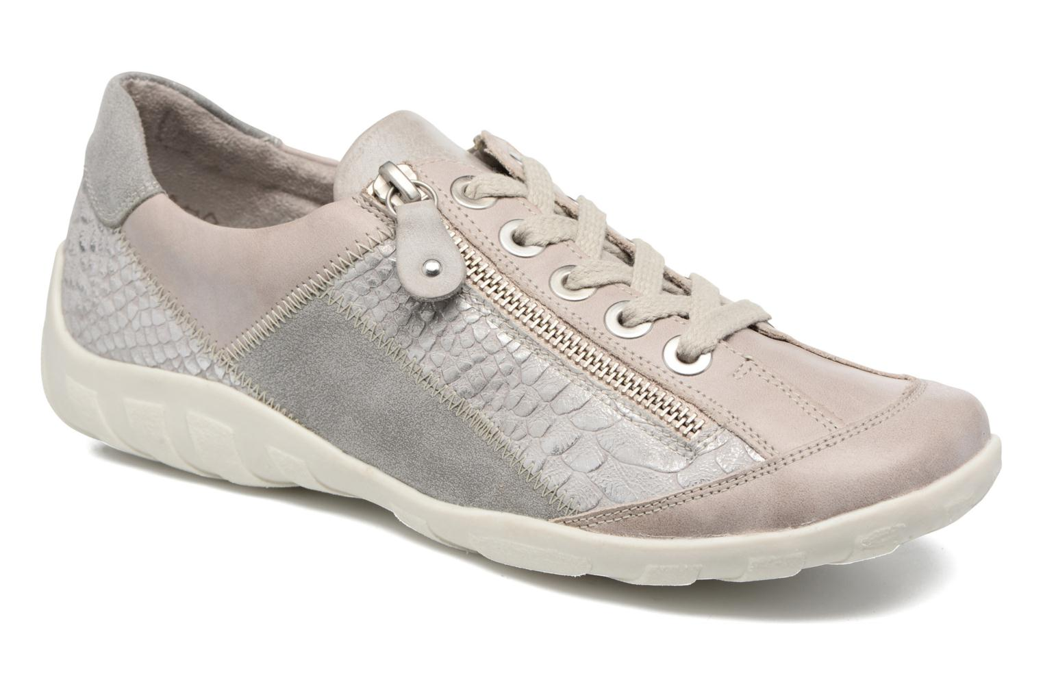 Trainers Remonte Bora R3419 Grey detailed view/ Pair view