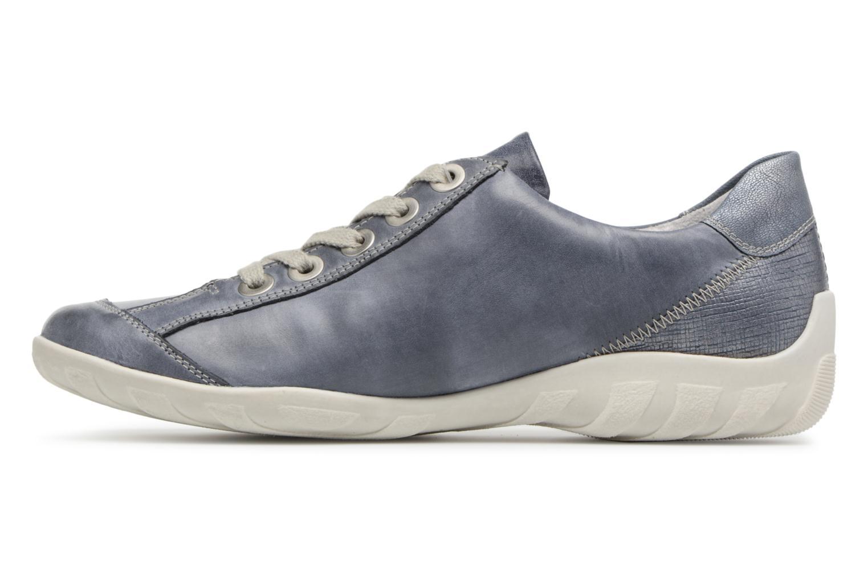 Sneakers Remonte Bora R3419 Blå se forfra