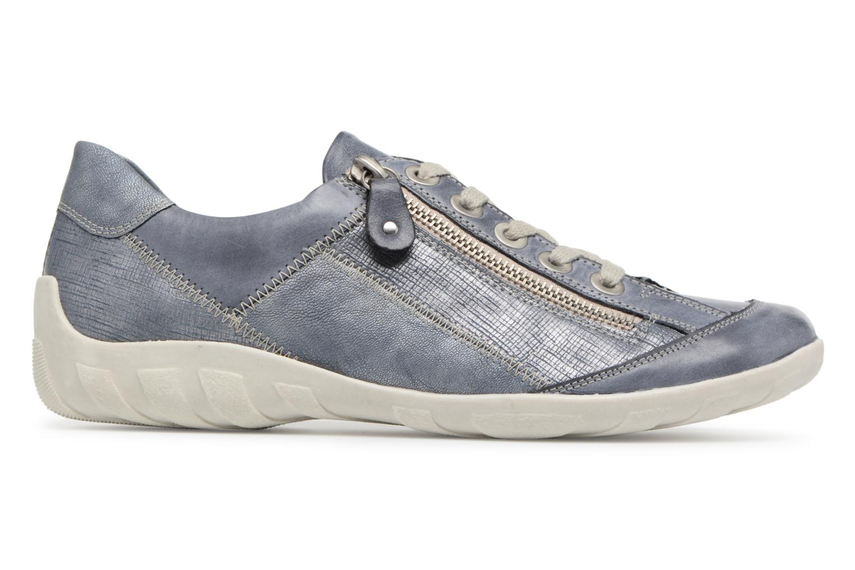 Sneakers Remonte Bora R3419 Blå se bagfra