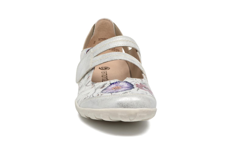 Ballerines Remonte Lizi R3427 Multicolore vue portées chaussures