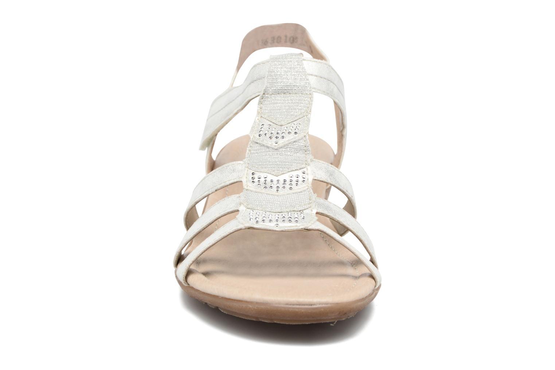 Sandaler Remonte Liloo R3637 Vit bild av skorna på