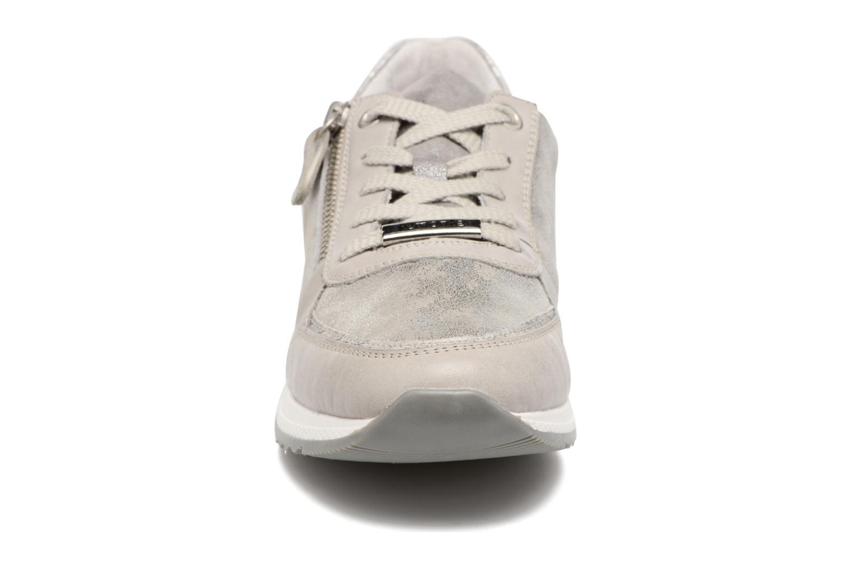 Baskets Remonte Fola R7002 Gris vue portées chaussures