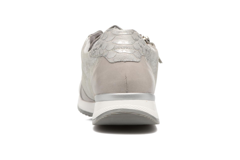 Baskets Remonte Fola R7002 Gris vue droite