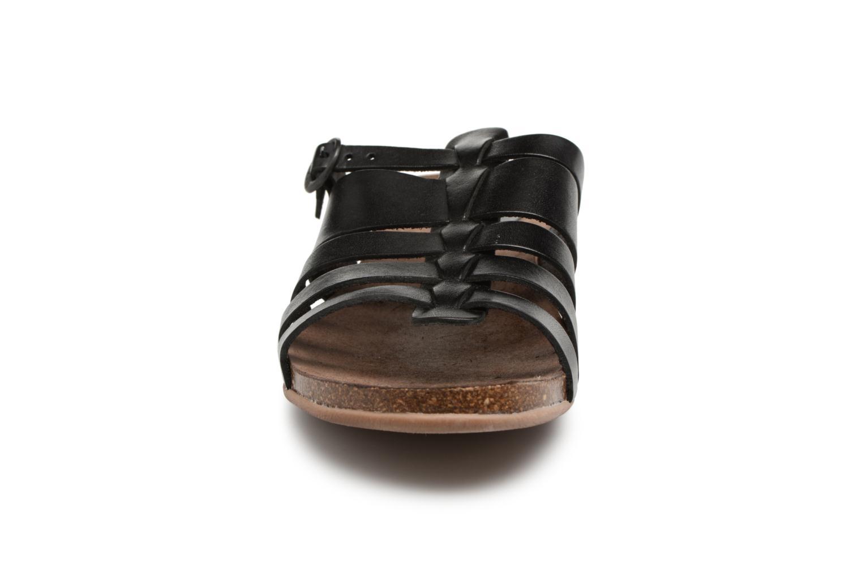 Sandalen Kickers Anaelle Zwart model