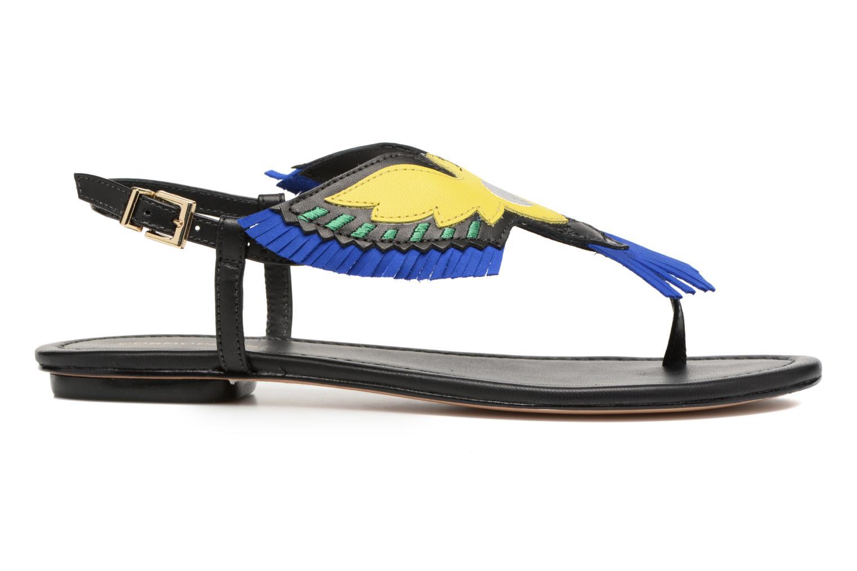 Sandalen COSMOPARIS Jing schwarz ansicht von hinten