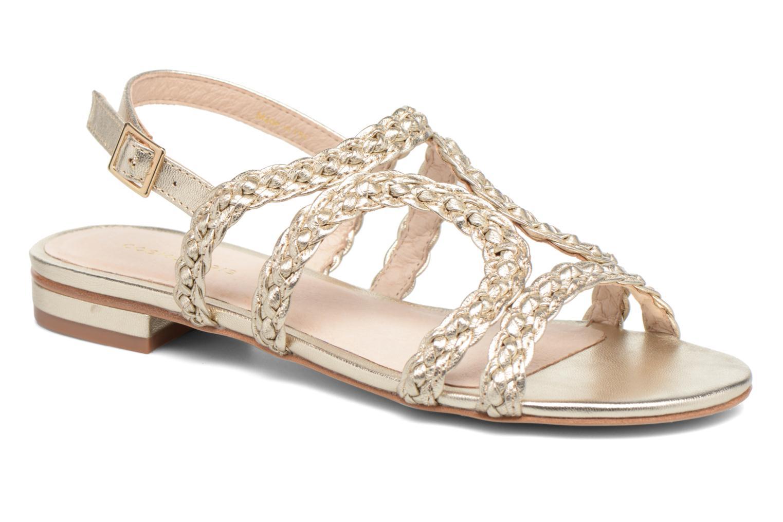 Sandali e scarpe aperte COSMOPARIS Lolia/Met Oro e bronzo vedi dettaglio/paio