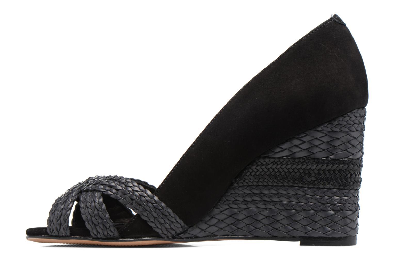 Zapatos de tacón COSMOPARIS Avimi Negro vista de frente