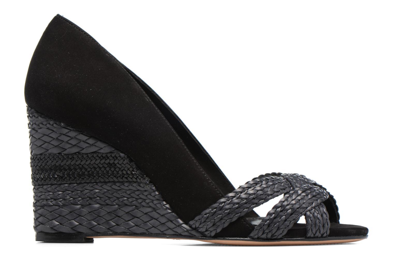 Zapatos de tacón COSMOPARIS Avimi Negro vistra trasera