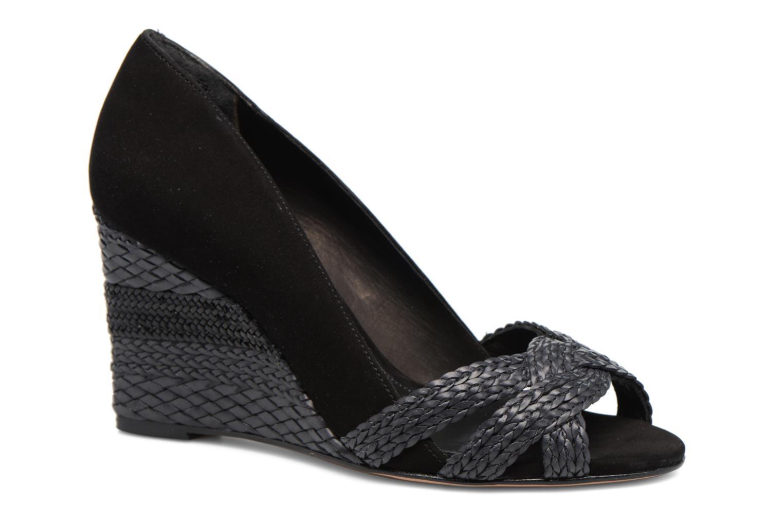 Zapatos de tacón COSMOPARIS Avimi Negro vista de detalle / par
