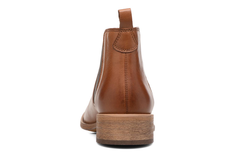 Bottines et boots COSMOPARIS Flea Marron vue droite