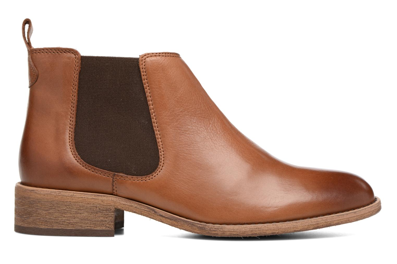 Bottines et boots COSMOPARIS Flea Marron vue derrière