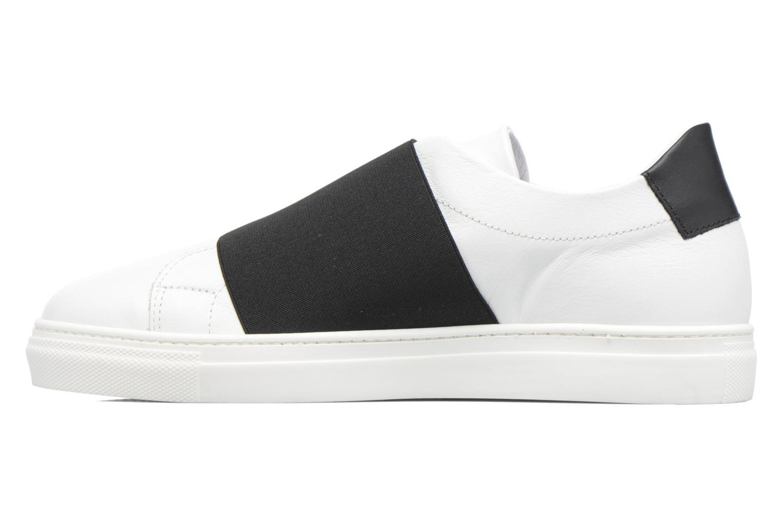 Sneaker COSMOPARIS Izoa weiß ansicht von vorne