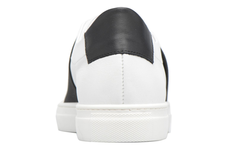 Sneaker COSMOPARIS Izoa weiß ansicht von rechts