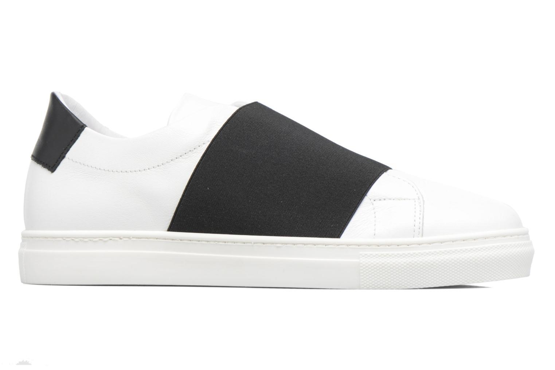 Sneakers COSMOPARIS Izoa Hvid se bagfra