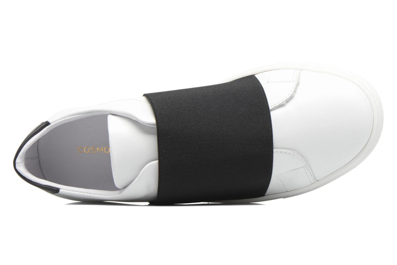 Sneakers COSMOPARIS Izoa Bianco immagine sinistra