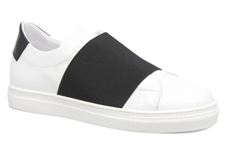Sneaker COSMOPARIS Izoa weiß detaillierte ansicht/modell