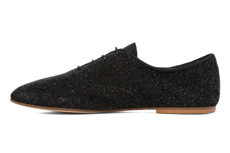 Zapatos con cordones COSMOPARIS Blea/Glit Negro vista de frente